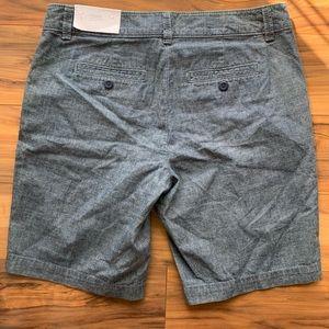 Ann Taylor loft original straight shorts 4